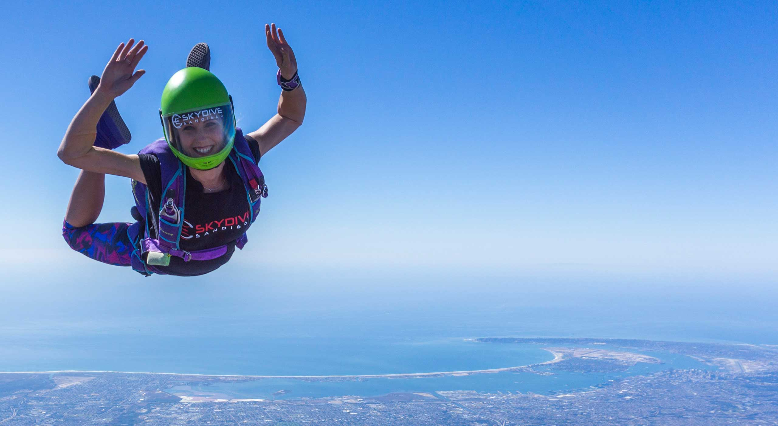 skydive san diego freefall