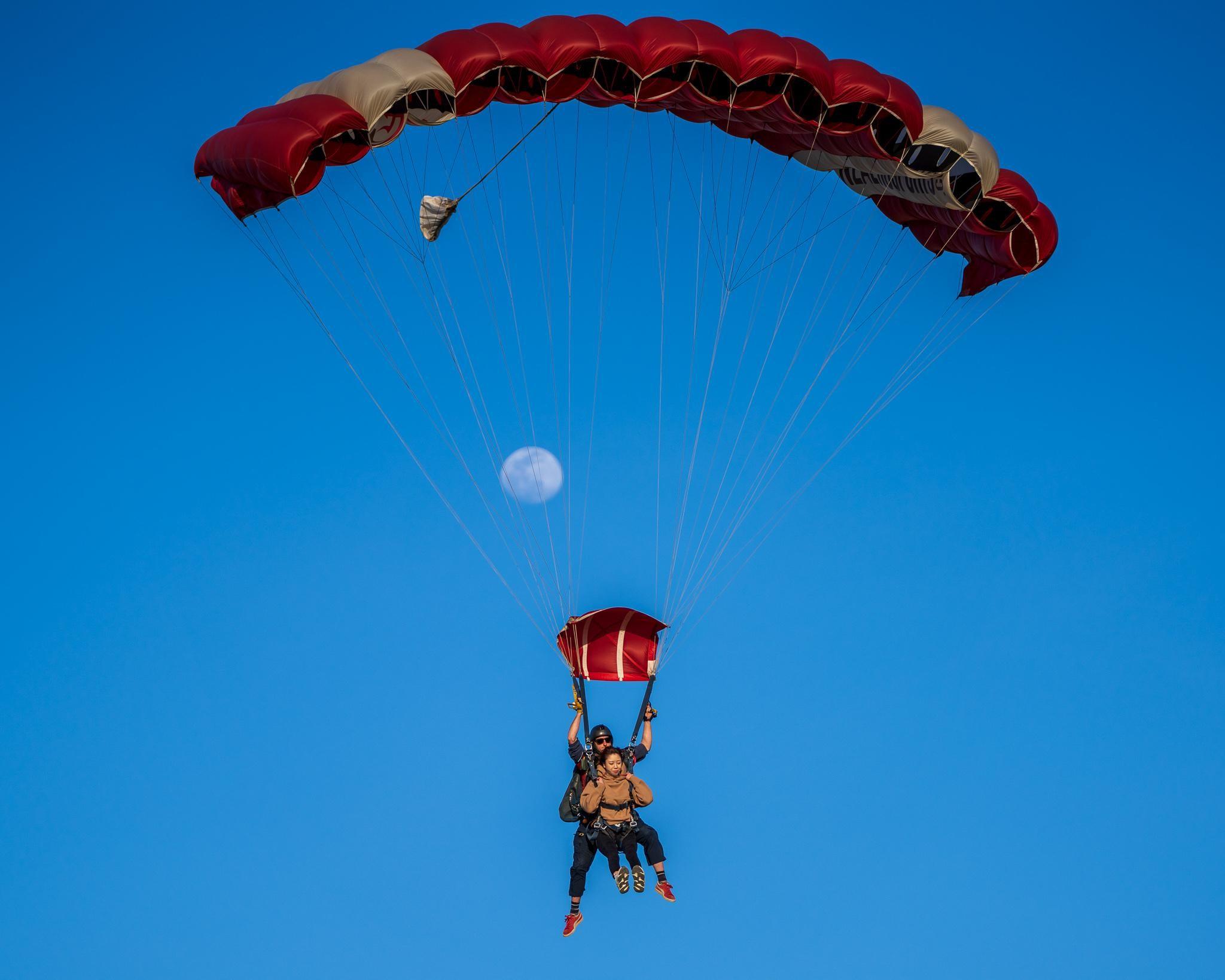 Tandem Skydiving FAQ