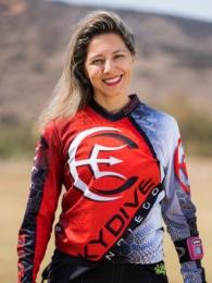 Dani Sky Dive San Diego Instructor