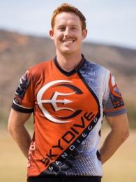 James Foran Sky Dive San Diego Instructor
