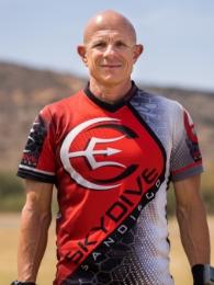 Larry Barbiero Sky Dive San Diego Instructor