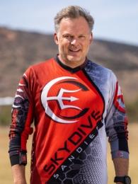 Rich Gann Sky Dive San Diego Instructor