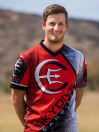 Rich Jackson Sky Dive San Diego Instructor
