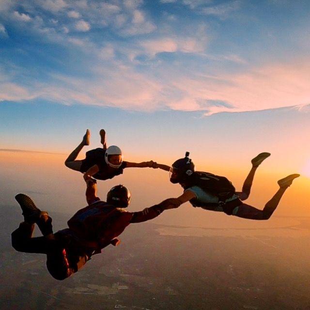 Team no limit skydiving san diego