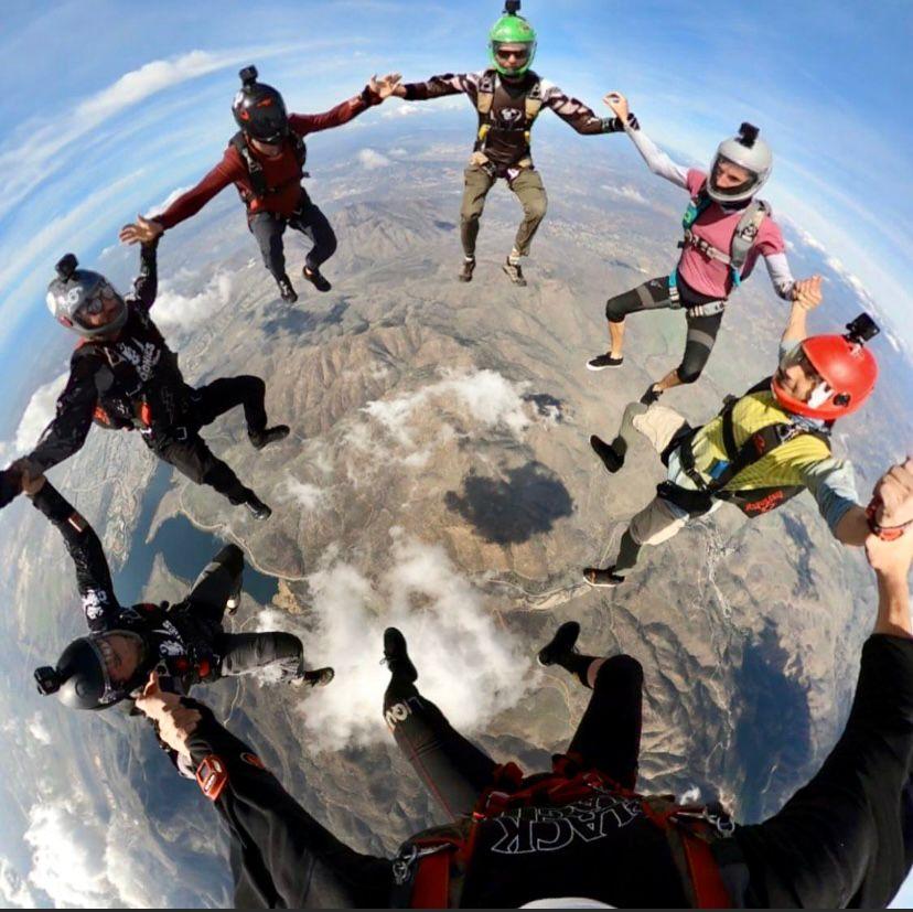 Skydive Instructors San Diego